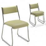 Ref. 1003 – Cadeira empilhável