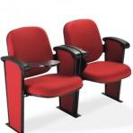 Ref 12.011 U – Poltrona auditório assento retrátil
