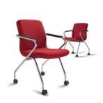 Ref. 18006 Z rod – Cadeira Aproximação Diretor com Rodízio