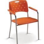 Ref. 35007 P – Cadeira Aproximação Fixa Empilhável