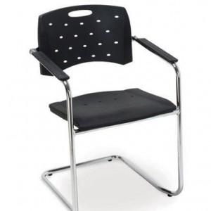 Ref. 35007 S – Cadeira Aproximação Fixa em Polipropileno.
