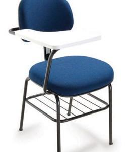 Cadeira Secretária Start 4008 PU com prancheta